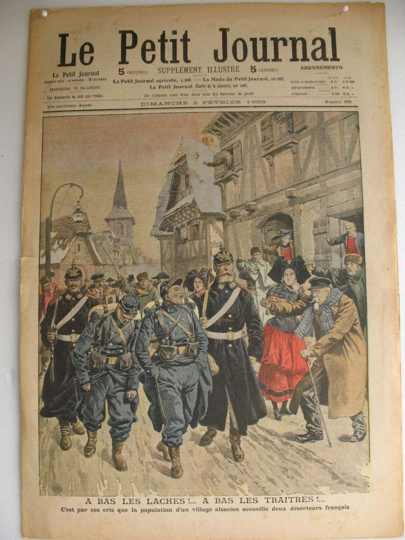 Gravures du Petit Journal 01410