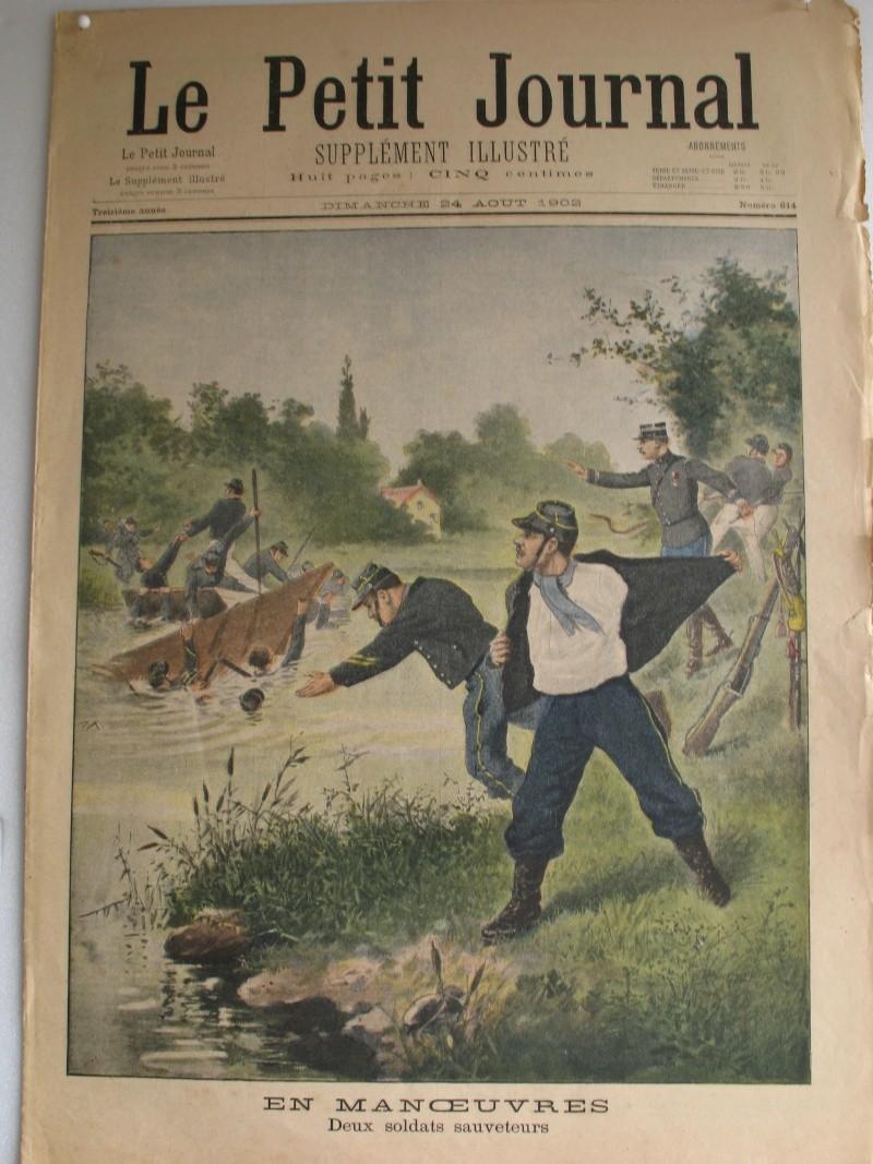 Gravures du Petit Journal 02610
