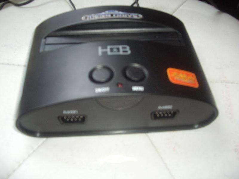 test de la nouvelle megadrive H&B SM-2604 Imgp6425