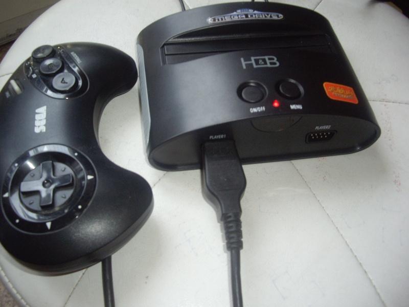 test de la nouvelle megadrive H&B SM-2604 Imgp6426