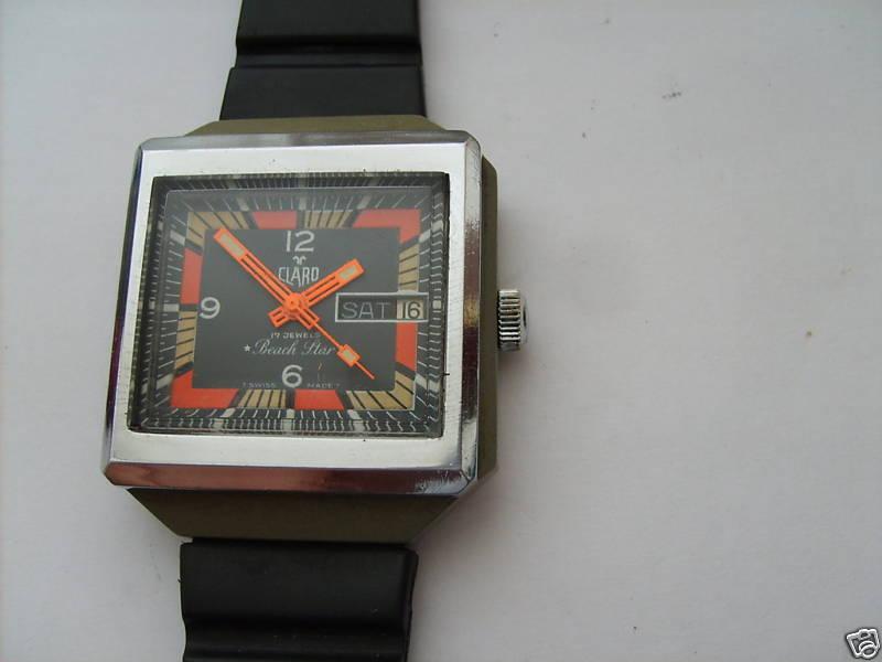 Enicar - Funky 70's Claro210
