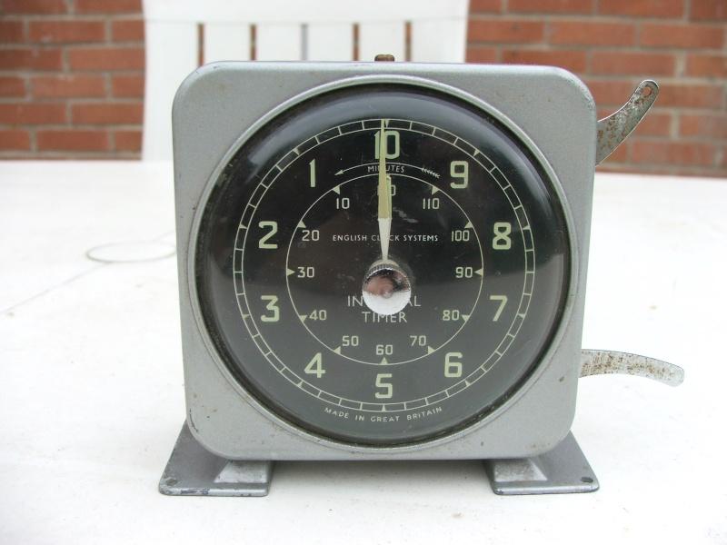 Jaeger - Kesako JAEGER Minuteur sonore 120 minutes Dscf6610