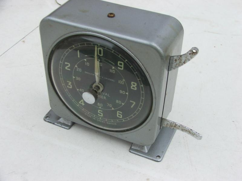 Jaeger - Kesako JAEGER Minuteur sonore 120 minutes Dscf6611