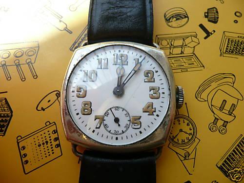 Conseil pour un bracelet à anses fixe pour une montre militaire dite de poilu Milita10