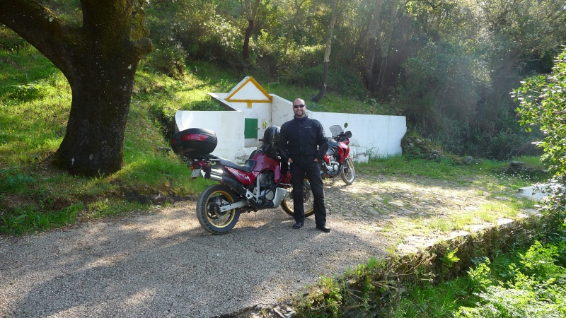 Serra e Praia, no mesmo dia - Algarve P1020313
