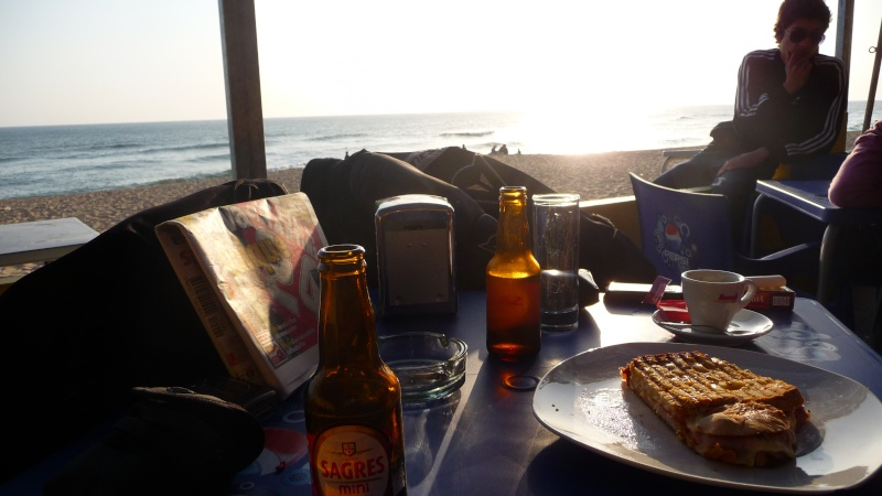 Serra e Praia, no mesmo dia - Algarve P1020316