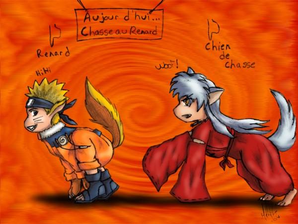 image inuyasha Naruto12
