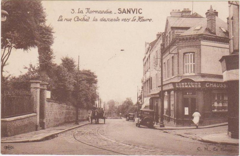 Le Havre - Rue Cochet Sanvic15