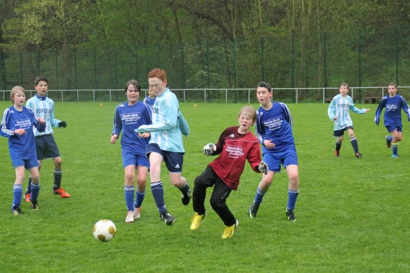 8.Spieltag: BaWa I - BaWa II 4:1 (1:0) Dderby12