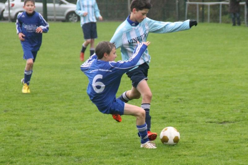 8.Spieltag: BaWa I - BaWa II 4:1 (1:0) Dderby15