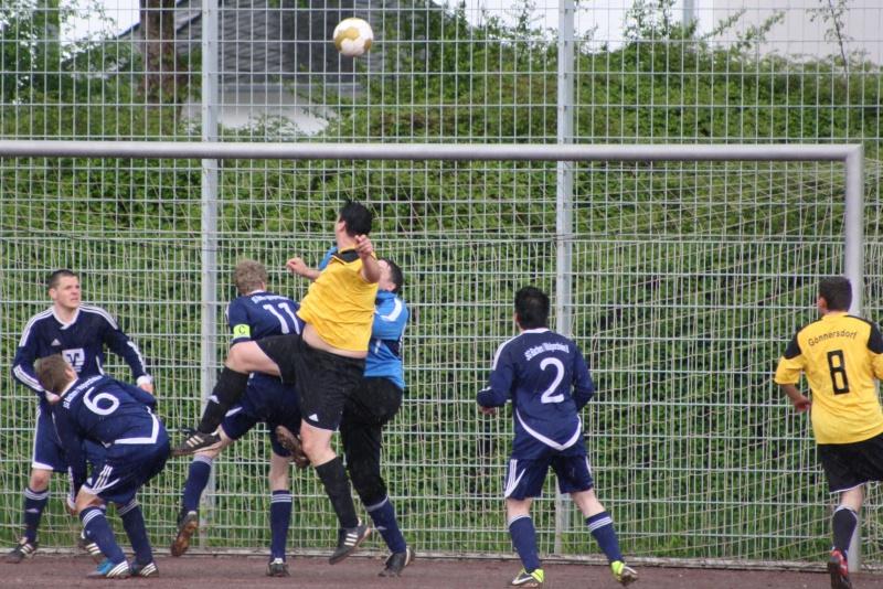 22.Spieltag: BaWa II - FC Gönnersdorf II 1:1 (0:0) Img_5136