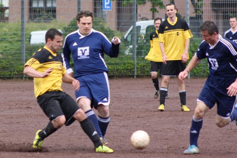 22.Spieltag: BaWa II - FC Gönnersdorf II 1:1 (0:0) Img_5250