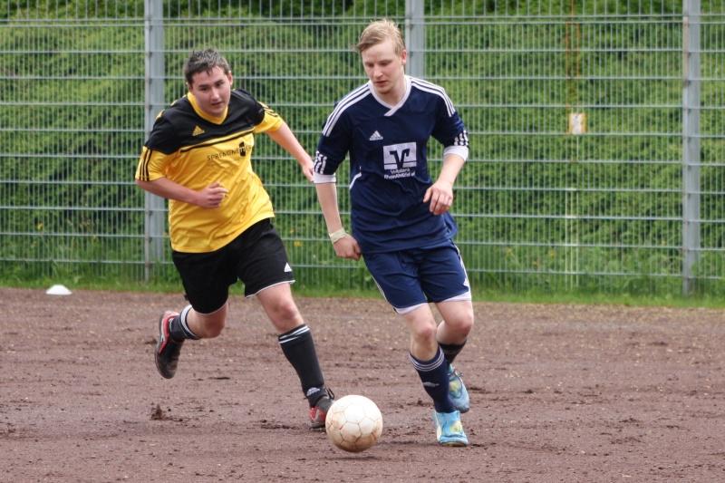 22.Spieltag: BaWa II - FC Gönnersdorf II 1:1 (0:0) Img_5257