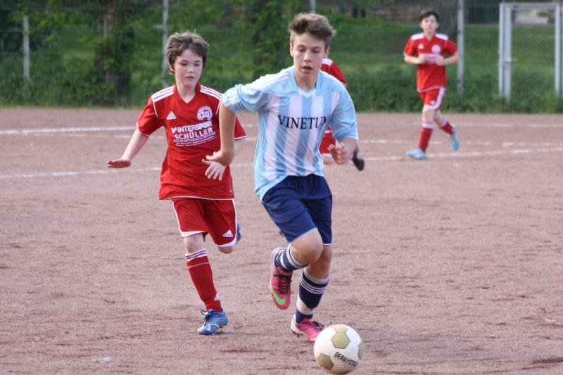 14.Spieltag: SG Ahrweiler/Bad Neuenahr - BaWa 1:5 (1:1) Img_5647