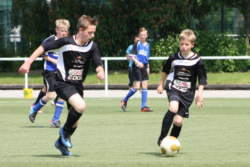 Relegation 1.Spiel: BaWa - JSG Hausen 1:1 (0:0) Img_5855
