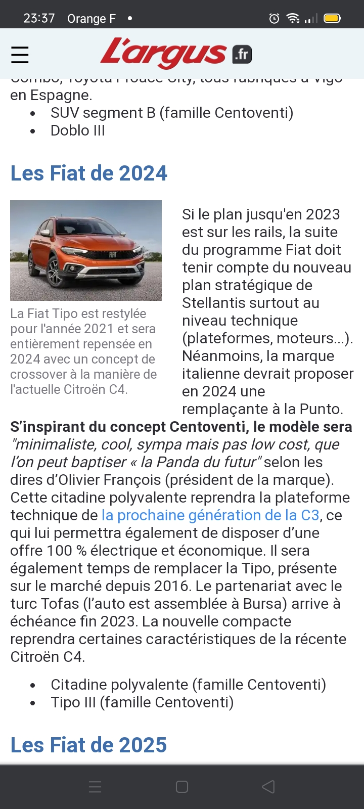 """2021 - [Citroën] C3 """"low-cost"""" (Inde/Mercosur) [SC21] - Page 14 Screen58"""