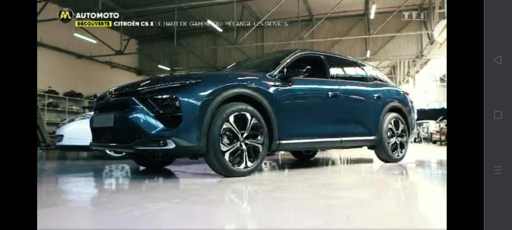 2021 - [Citroën] C5X  [E43] Screen61