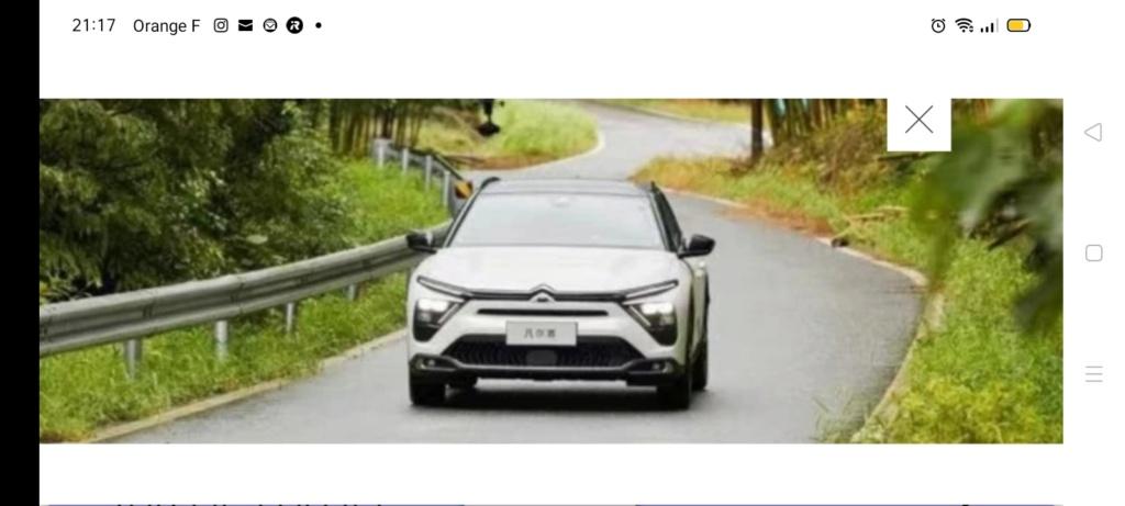 2021 - [Citroën] C5X  [E43] - Page 19 Screen81
