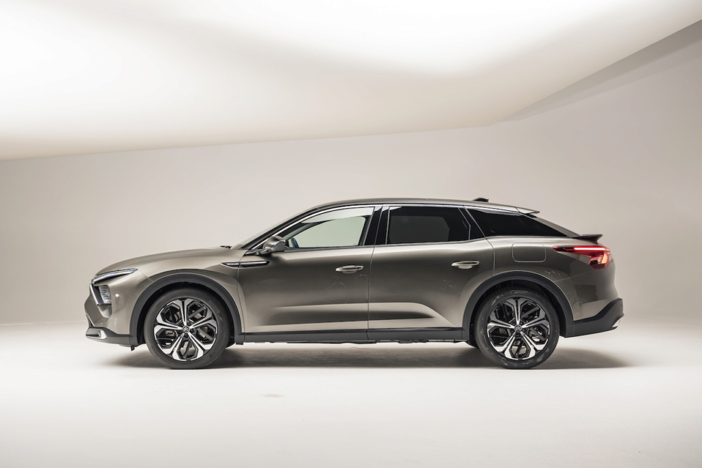 2021 - [Citroën] C5X  [E43] Studio13