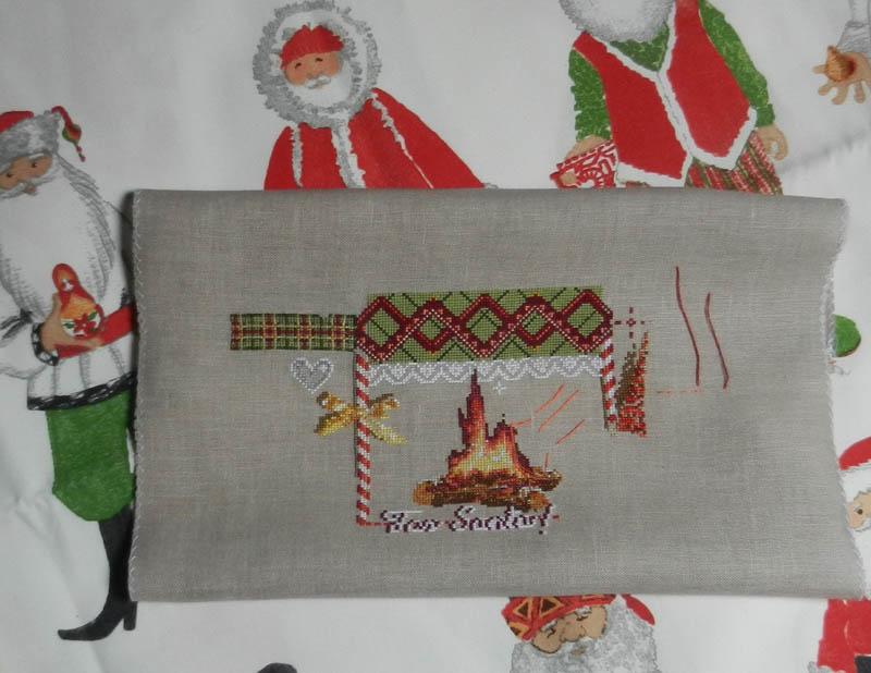 """SAL """"For Santa"""" de Mme la Fée 09_1-210"""