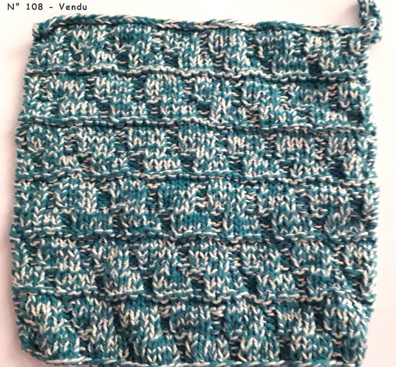 Du tricot pour ............ l'environnement ! 108-2010