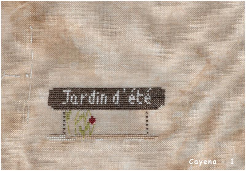 """2019 - SAL """"JARDIN D'ETE"""" - Photos des étapes ! - Page 3 2019-226"""