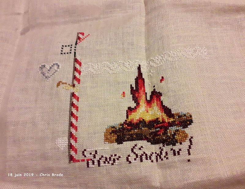 """SAL """"For Santa"""" de Mme la Fée - Page 2 20190610"""