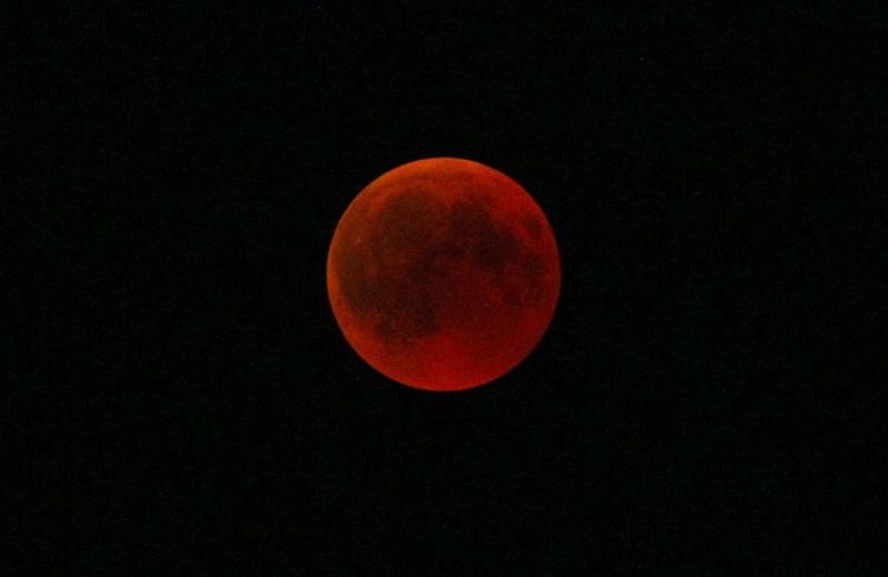 Une Lune rouge prévue dans la nuit du 20 au 21 janvier Belgai11