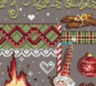 """SAL """"For Santa"""" de Mme la Fée - Page 3 Mmelaf10"""
