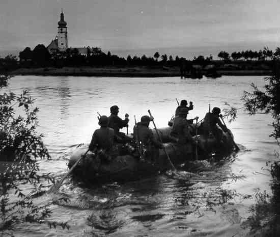 Cruce del rio Bug, 22 de junio de 1941. Bug11