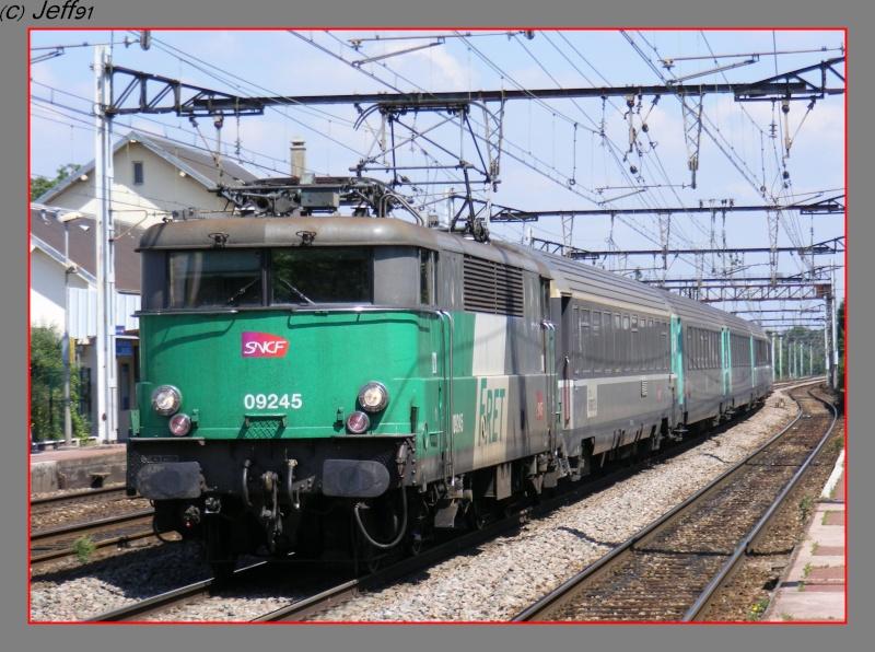 BB 9200/9700 : Les dernières années de BB9200 dans le Sud-Ouest Bb_92416