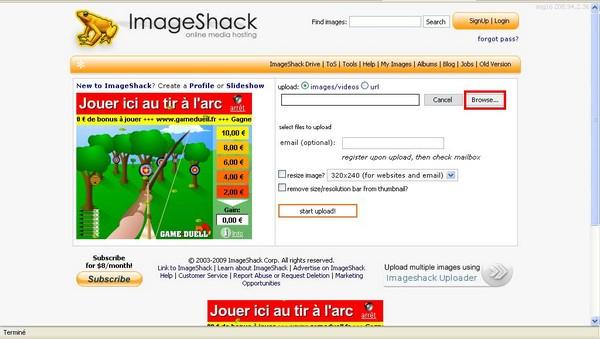 [Astuce] Insérer une image à l'aide d'ImageShack Image_11