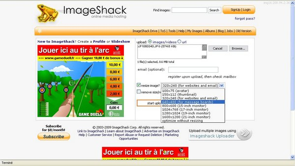 [Astuce] Insérer une image à l'aide d'ImageShack Image_15