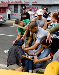 L'Amérique Latine à l'image d'Haiti Venezu10