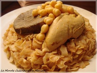 plats algeriens Chakhc10