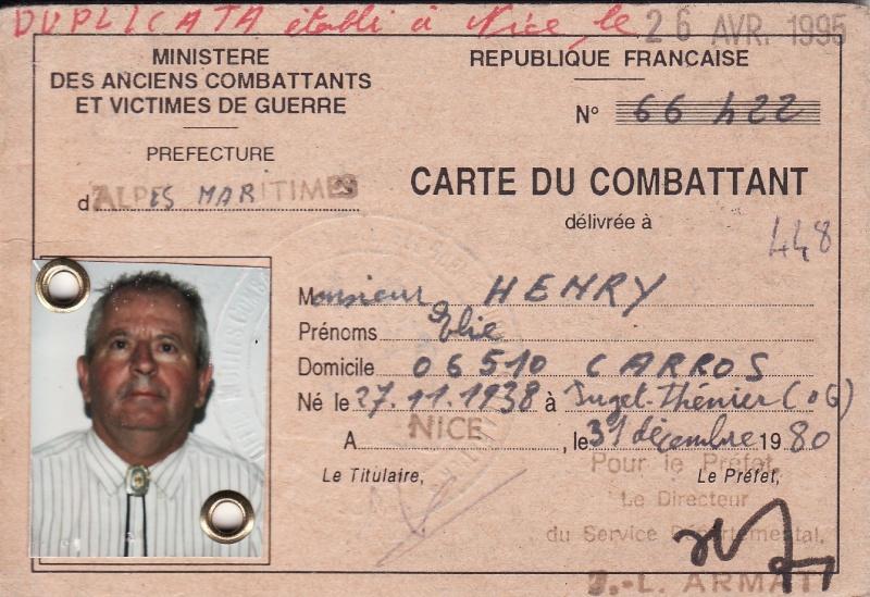 Henry Elie un ancien du RICM. Cdc_0010