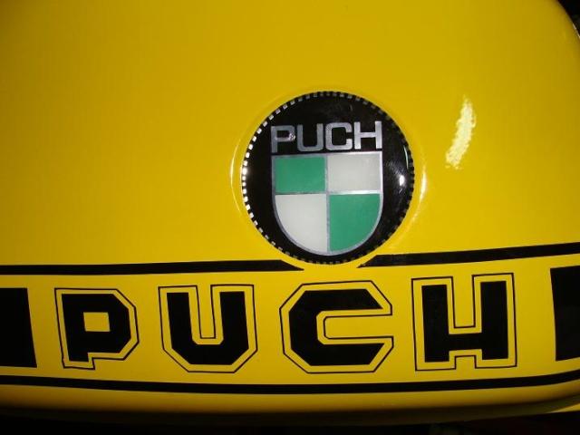 Puch MC50 especial 1ª Serie Pintur12