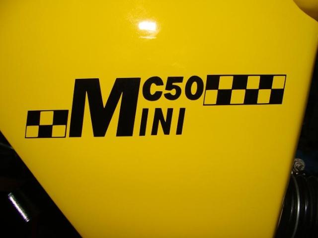 Puch MC50 especial 1ª Serie Pintur13