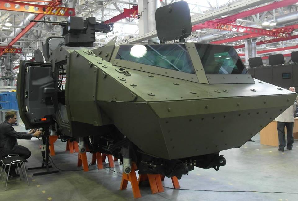 industrie d'armement russe  Kamaz-10