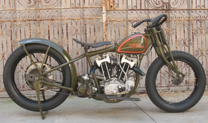 Harley-Davidson – Peashooter - 21.35ci (350 cc)  - Page 21 Harley11