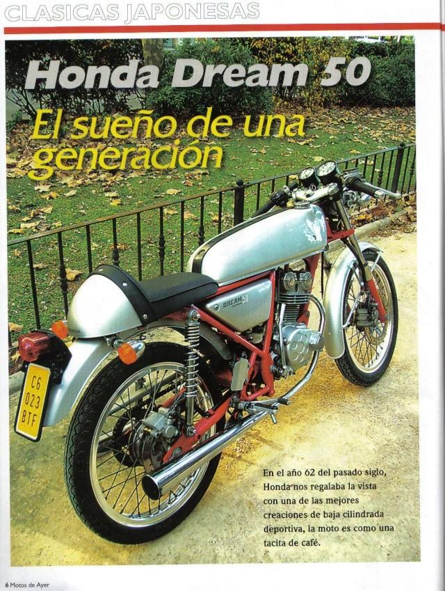 Honda Dream 50 R Honda10