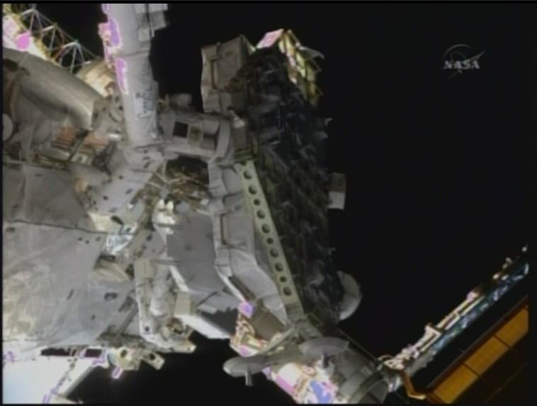 [STS-127: Endeavour] EVA 4 Eva10
