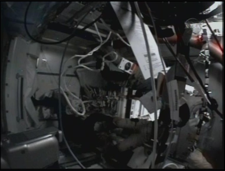 [STS-127: Endeavour] EVA 1 Eva110