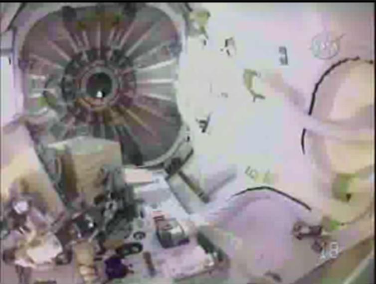 [STS-127: Endeavour] EVA 4 Eva_110