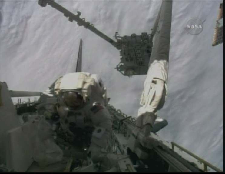 [STS-127: Endeavour] EVA 1 Jem__a10