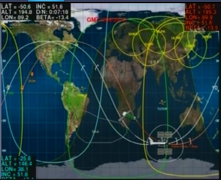 [STS-127: Endeavour] suivi de la mission. - Page 7 Navett15