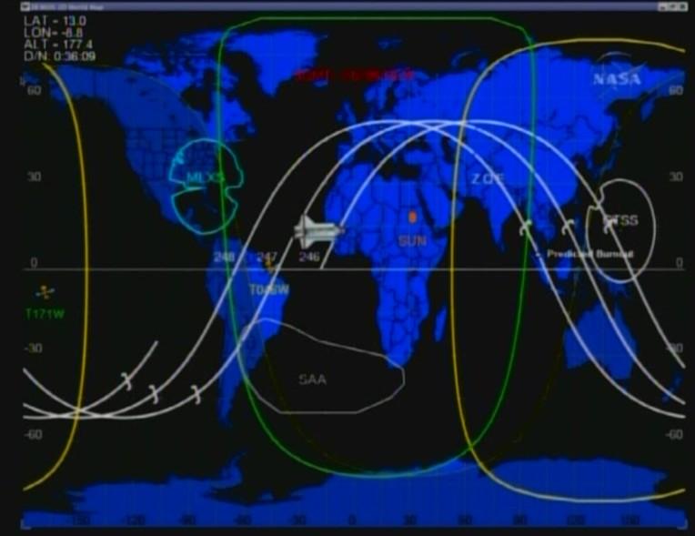 [STS-127: Endeavour] suivi de la mission. - Page 8 Orbite10