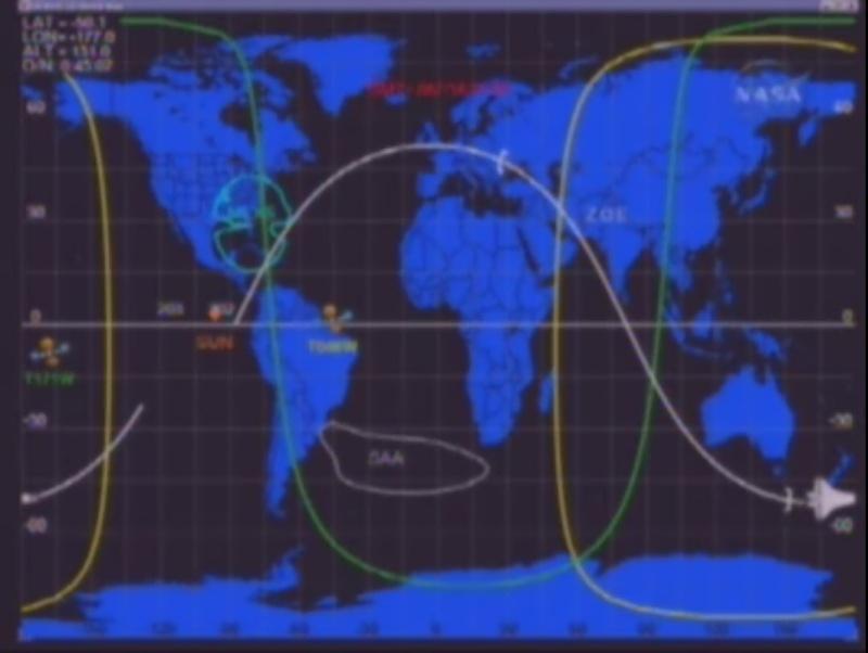[STS-119] Discovery : retour sur Terre (19h14 GMT / 20h14 Paris) - Page 3 Positi10