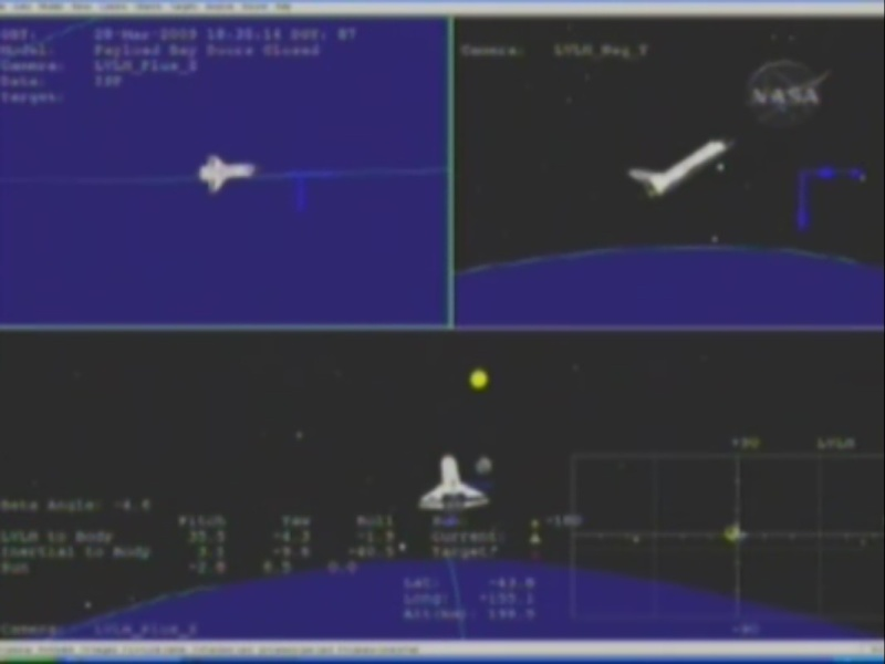 [STS-119] Discovery : retour sur Terre (19h14 GMT / 20h14 Paris) - Page 3 Sans_t10