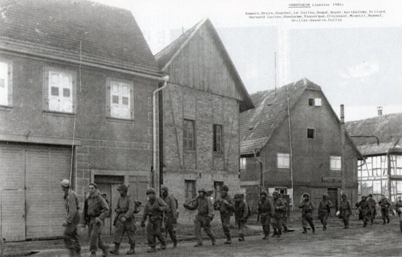 ALSACE 1945 8ameci10